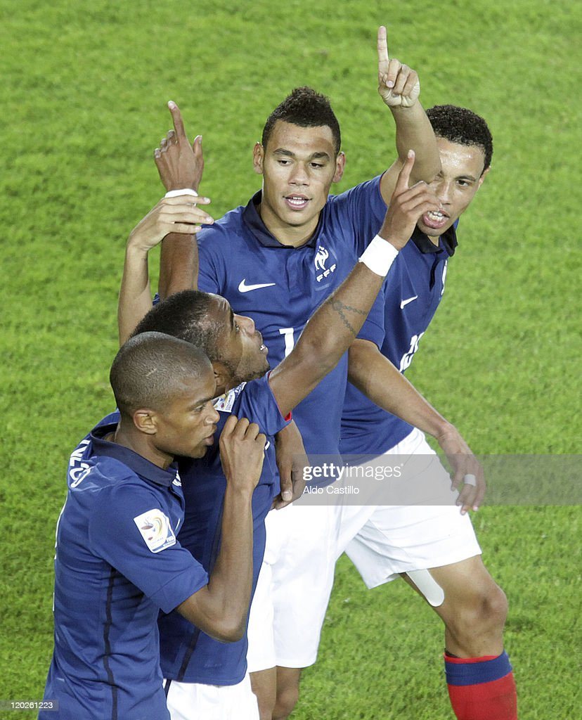 France v Korea Republic: Group A - FIFA U-20 World Cup Colombia 2011