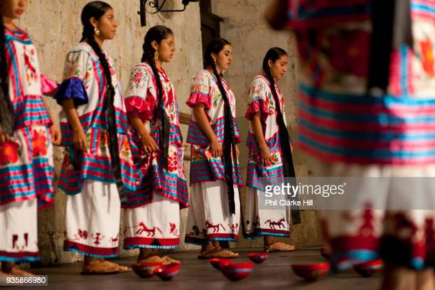Guelaguetza is a Oaxacan dance tradition that has a histoy dating back to pre hispanic times There is an annual festival though Guelaguetza dance can...