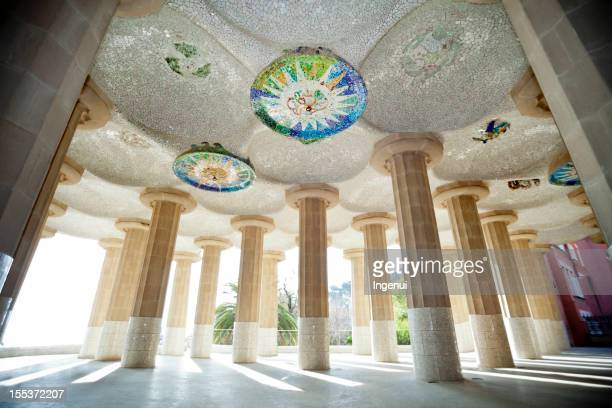 Parc Guell by Gaudi