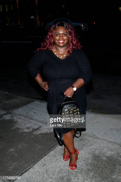 A guess attends Tiffany Panhilason's NYFW Fundraising Event For Mentari on September 12 2019 in New York City