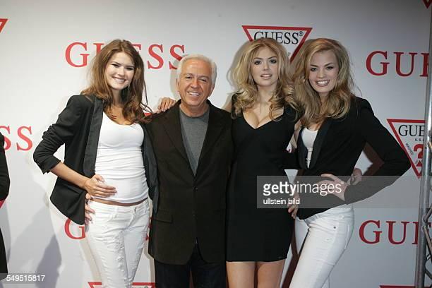 Guess Fashion Show im Tresor Unternehmer Paul Marciano