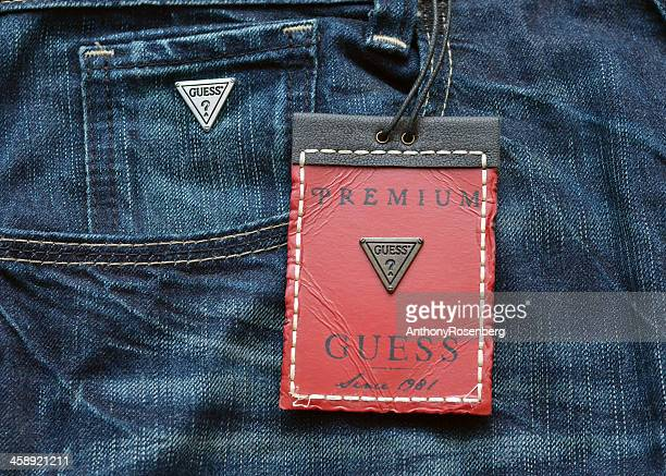 guess jeans - guess jeans stock photos and pictures