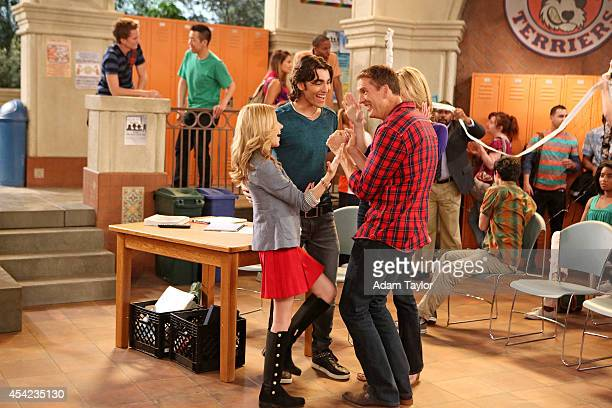 BLOG Guess Who Gets Expelled On Avery's first day of high school Tyler ropes her into his senior prank that ultimately gets them both expelled This...