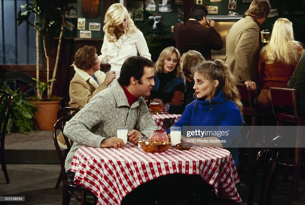 TAXI - 'Guess Who's Coming for Brefnigh' - Airdate January 15, 1980. (Photo by ABC Photo Archives/ABC via Getty Images) ANDY