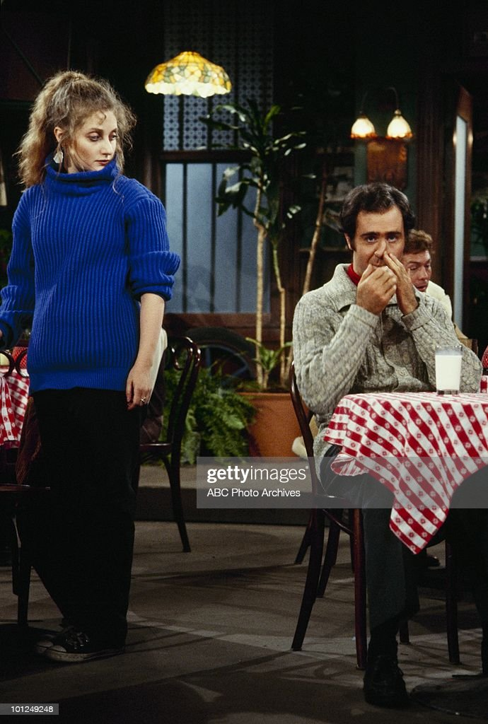 TAXI - 'Guess Who's Coming for Brefnigh' - Airdate January 15, 1980. (Photo by ABC Photo Archives/ABC via Getty Images) CAROLE