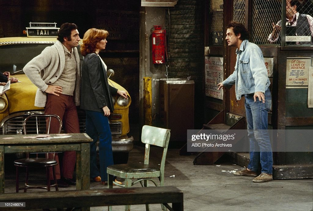 TAXI - 'Guess Who's Coming for Brefnigh' - Airdate January 15, 1980. (Photo by ABC Photo Archives/ABC via Getty Images) JUDD