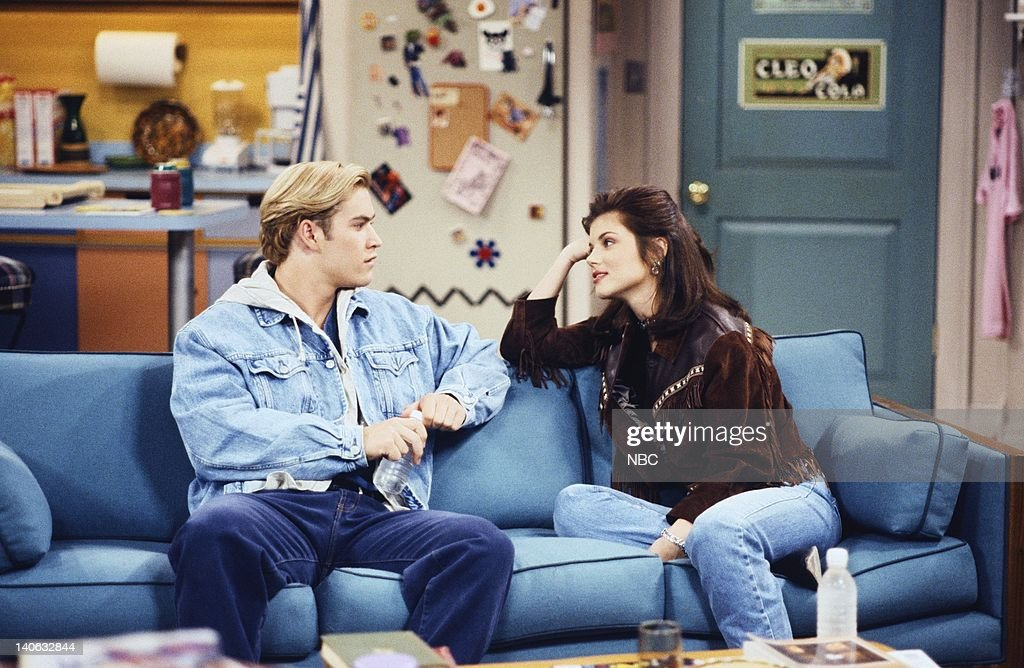 Saved by the Bell: The College Years : News Photo