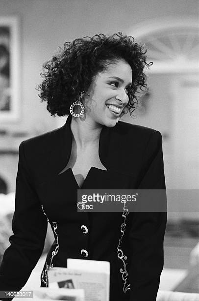 AIR Guess Who's Coming to Marry Episode 6 Pictured Karyn Parsons as Hilary Banks Photo by Joseph Del Valle/NBCU Photo Bank
