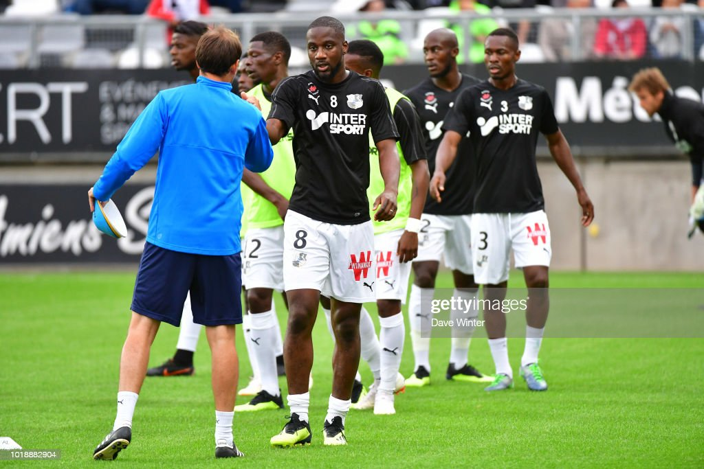 Amiens v Montpellier - French Ligue 1