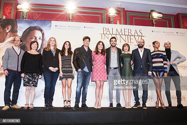 A guest Actress Petra Martinez Writer Luz Gabas Actress Macarena Garcia Actor Daniel Grao Actress Adriana Ugarte Actor Mario Casas Director Fernando...