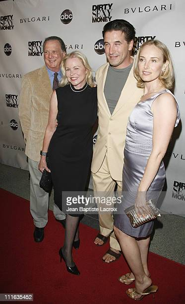 Guest Actress/singer Chynna Phillips with mother Michelle Phillips and Actor William Baldwin attend the Dirty Sexy Money Premiere held at the...