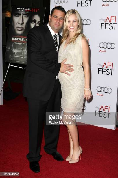 Guest and Ambyr Childers attend AFI Fest 2009 'The Road' 'Bad Lieutenant Port of Call New Orleans' Gala Screenings at Grauman's Mann Chinese Theatre...