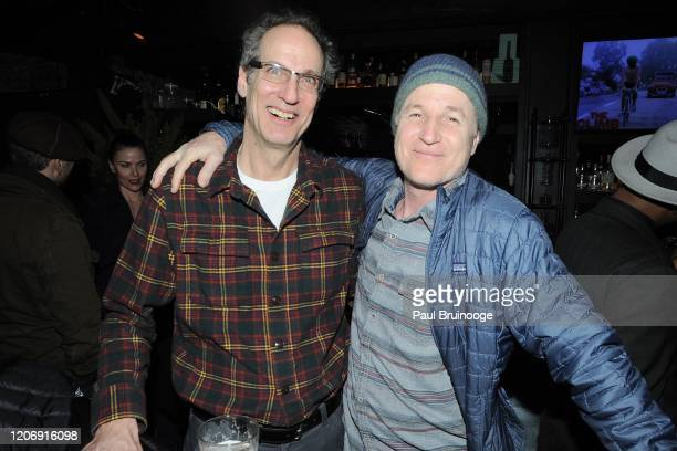 Guest and Andy Bernard attend Sony Pictures Classics And The Cinema Society Host A Special Screening Of The Climb at iPic Theater on March 12 2020 in...