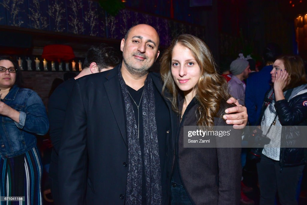 Guest and Anjali attend the after party of the premiere of FLOWER for the Tribeca Film Festival at TAO Downtown on April 20, 2017 in New York City.