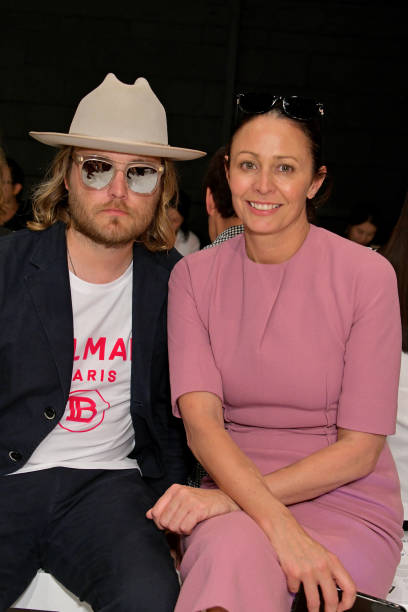 GBR: Chalayan - Front Row - LFW September 2019