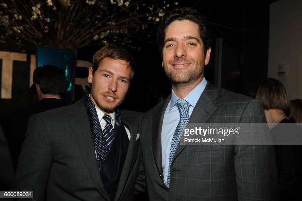Guest and Chris Heinz attend THE HUFFINGTON POST PreInaugural Ball at The Newseum on January 19 2009 in Washington DC