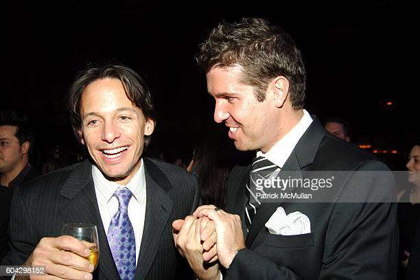 Guest and Chris Stern attend LIZZIE GRUBMAN and CHRIS STERN Wedding Reception at Cipriani 42nd on March 18 2006 in New York City