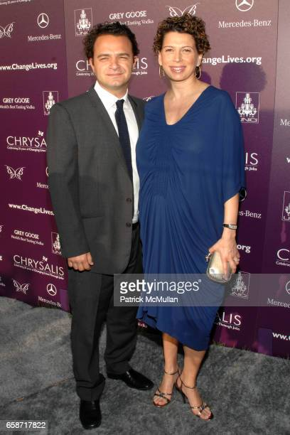Guest and Donna Langley attend 8th Annual Chrysalis Butterfly Ball at Private Residence on June 6 2009 in Brentwood California