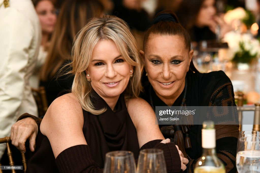 Guest And Fashion Designer Donna Karan Attend David Lynch News Photo Getty Images