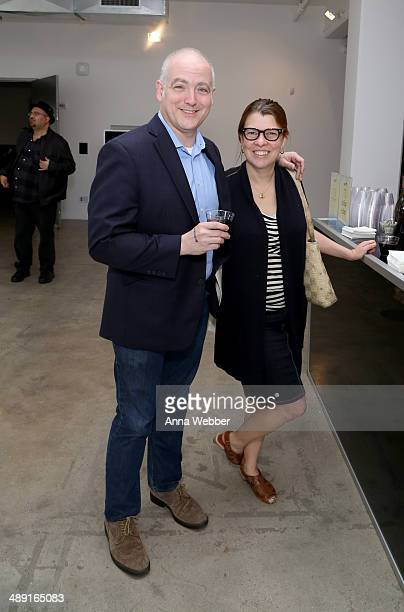 Guest and Film Critic Matt Zoller Seitz attend Vulture Festival presented by New York Magazine at Milk Studios on May 10 2014 in New York City