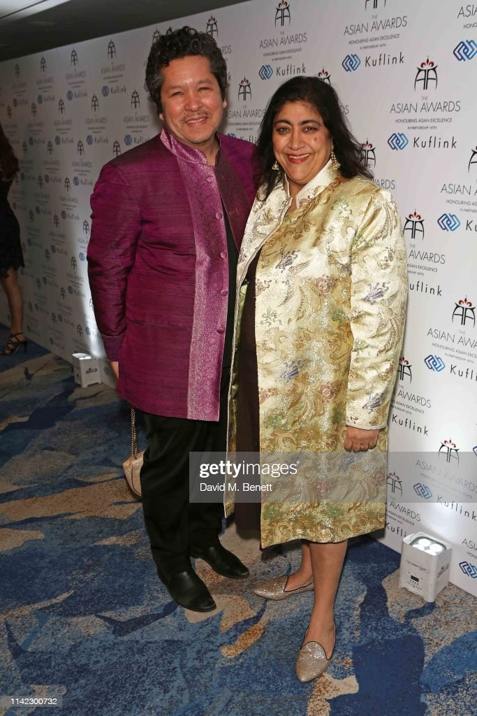 The Asian Awards 2019 : News Photo