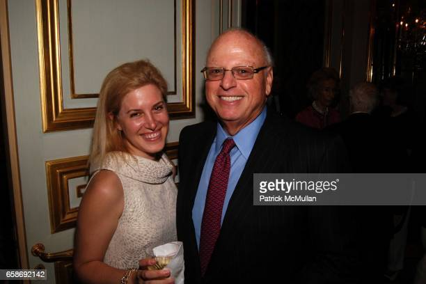 Guest and Howard Lorber attend Ira and Ingeborg Rennert Benefit For Southampton Hospital at Rennert Estate on June 4 2009 in East Hampton New York