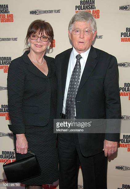 Guest and prosecutor Roger Gunson attends the HBO Documentaries premiere Of Roman Polanski Wanted And Desired at The Paris Thatre in New York City on...
