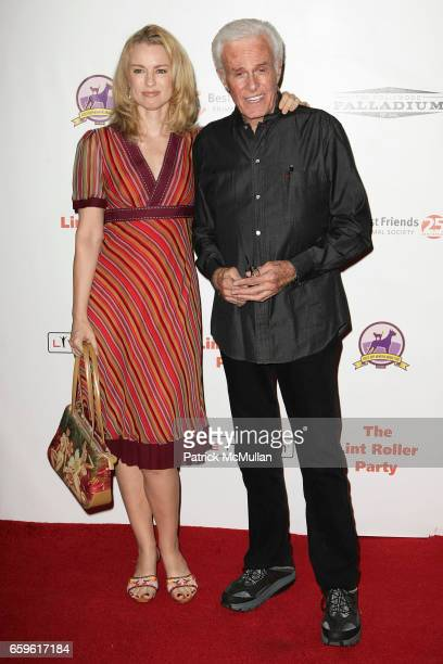 Guest and Robert Culp attend Best Friends Animal Society 16th Annual Lint Roller Party at Hollywood Palladium on October 3 2009 in Los Angeles...
