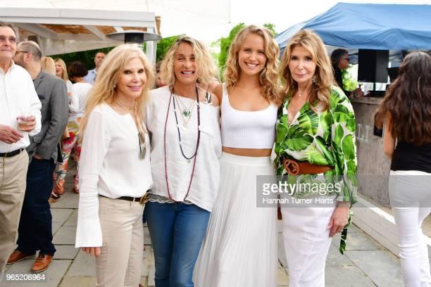 Guest Ann DexterJones Sailor Brinkley Cook and Cheri Kaufman attend AVENUE on the Beach Celebrates Sailor Brinkley Cook And Our May/June Issue at...