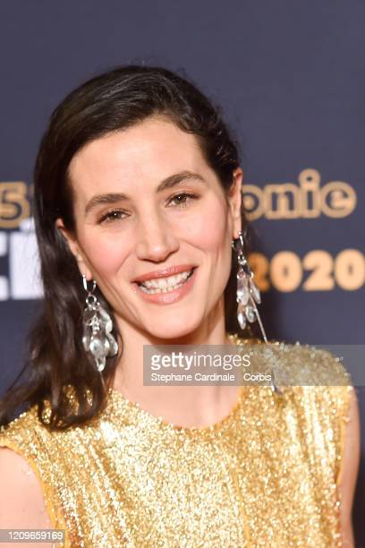 Guest arrives at the Cesar Film Awards 2020 Ceremony At Salle Pleyel In Paris on February 28 2020 in Paris France