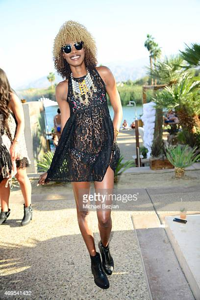Guest at Soho Desert House on April 12, 2015 in La Quinta, California.