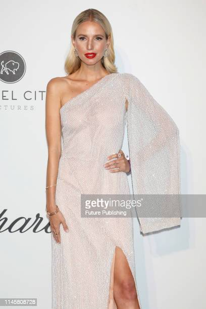 Guest at the amfAR Cannes Gala 2019 at Hotel du CapEdenRoc on May 23 2019 in Cap d'Antibes France