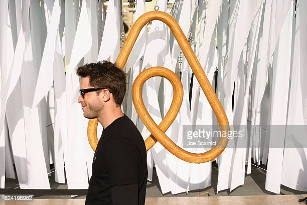 Guest attend Expand Your Business Host for Others at Skingraft during Airbnb Open LA Day 2 on November 18 2016 in Los Angeles California
