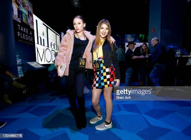 Guest attend NYFW Powered By hiTechMODA on February 08 2020 in New York City
