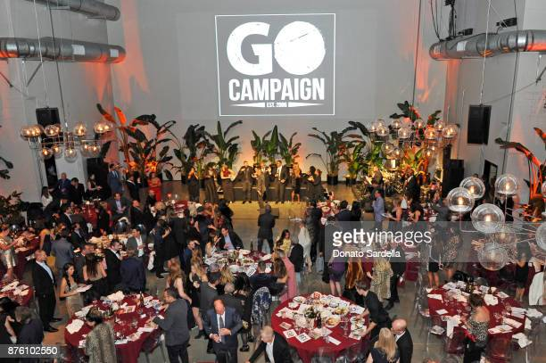 Guest attend the 2017 GO Campaign Gala at NeueHouse Los Angeles on November 18 2017 in Hollywood California