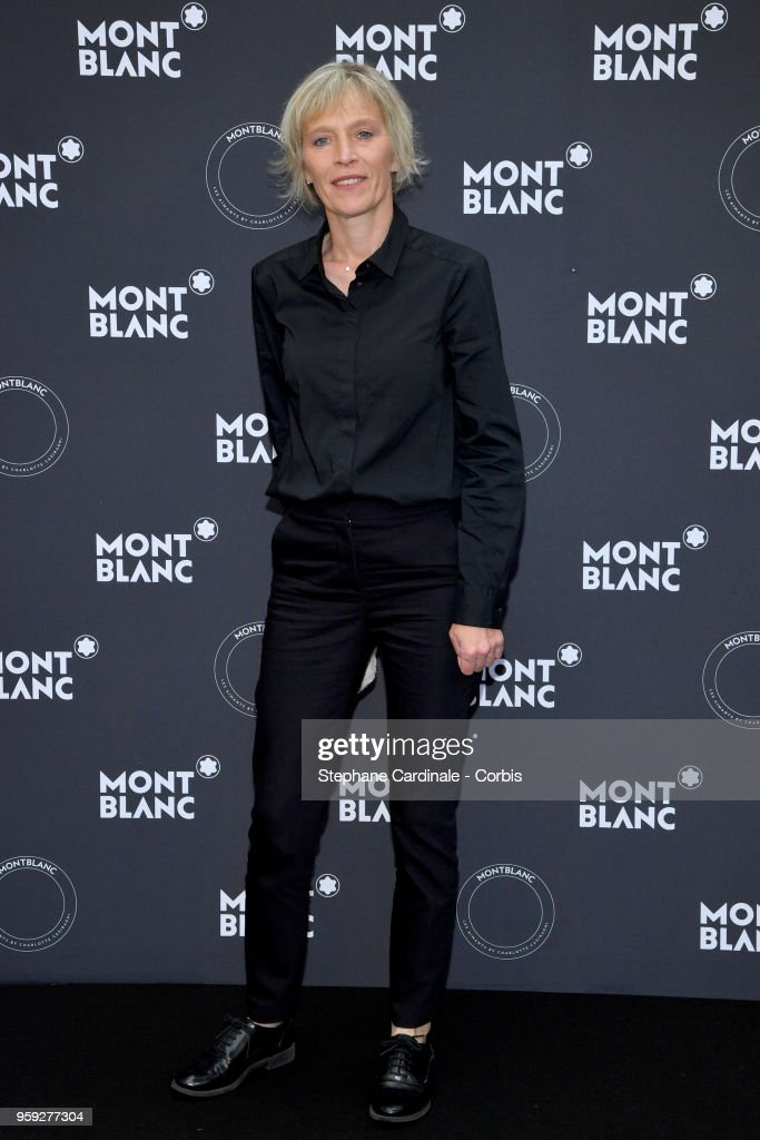 Montblanc Launch New Collection & Dinner Hosted By Charlotte Casiraghi - The 71st Annual Cannes Film Festival : News Photo