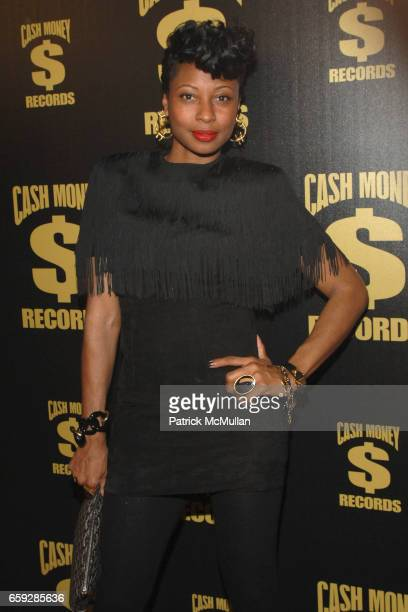 Guest attends Cash Money Records First Annual PreGrammy Party Honoring Lil Wayne at Montage Beverly Hills on February 7 2009 in Beverly Hills...