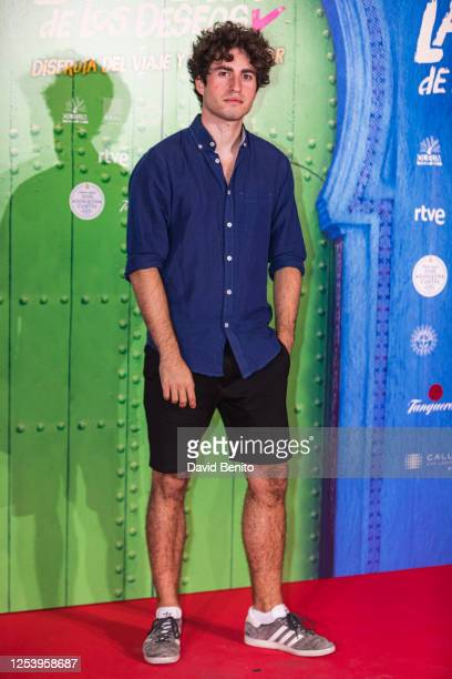 Guest attends 'La Lista de Los Deseos' Madrid Premiere photocall at Callao City Lights cinema on July 2 2020 in Madrid Spain This is the first film...