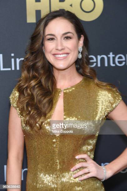 Guest attends Lincoln Center's American Songbook Gala at Alice Tully Hall on May 29 2018 in New York City