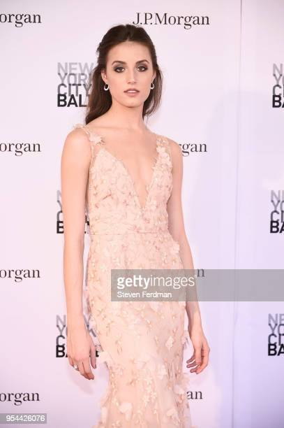 Guest attends New York City Ballet 2018 Spring Gala at Lincoln Center on May 3 2018 in New York City