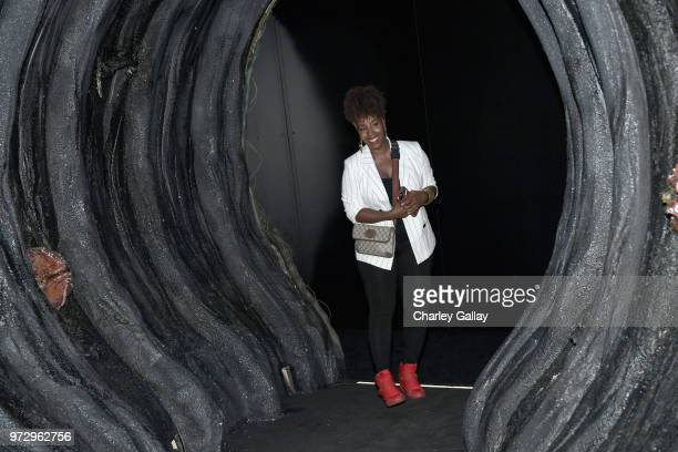 Guest attends Strong Black Lead party during Netflix FYSEE at Raleigh Studios on June 12 2018 in Los Angeles California