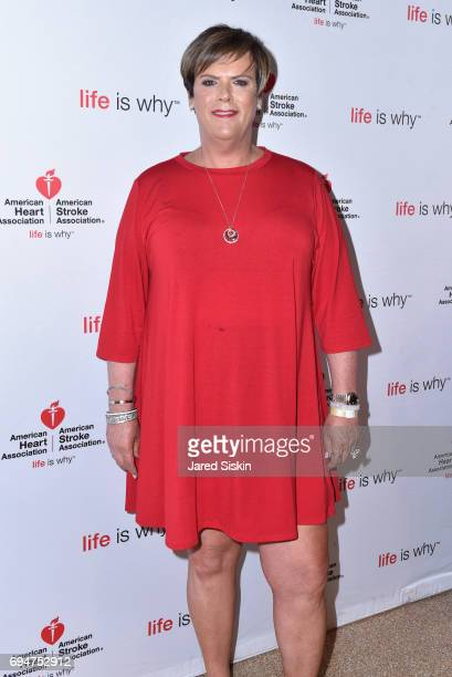 Guest attends the 21st Annual Hamptons Heart Ball at Southampton Arts Center on June 10 2017 in Southampton New York