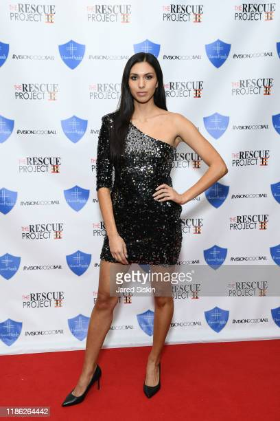 Guest attends The 3rd Annual Vision 2020 Ball By The Rescue Project Haven Hands Inc Brought To You By AMAZZZING HUMANS at 4W43 on November 07 2019 in...