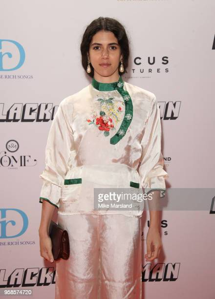 Guest attends the BlacKkKlansman After Party during the 71st annual Cannes Film Festival at on May 14 2018 in Cannes France