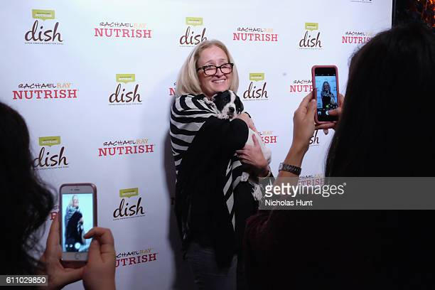 Guest attends the celebration of the launch of Rachael Ray's Nutrish DISH with a Puppy Party on September 28, 2016 in New York City.