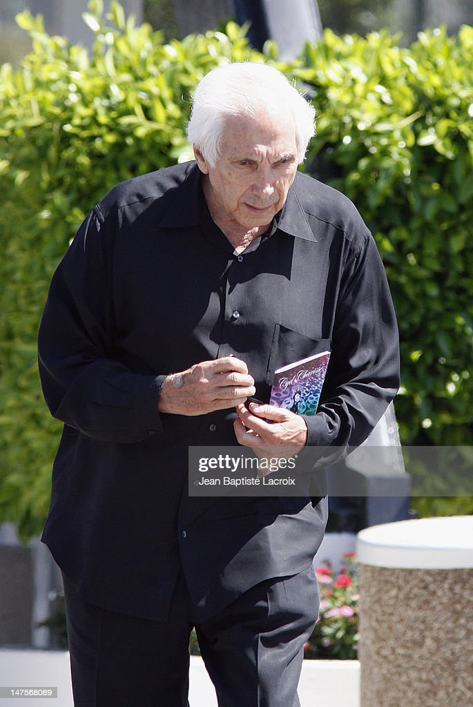 Cyd Charisse Funeral in Culver City, CA : News Photo