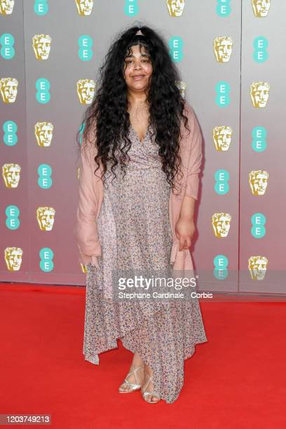 Guest attends the EE British Academy Film Awards 2020 at Royal Albert Hall on February 02, 2020 in London, England.
