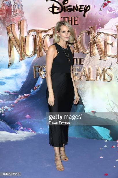Guest attends the European Premiere of Disney's 'The Nutcracker' at Vue Westfield on November 01 2018 in London England