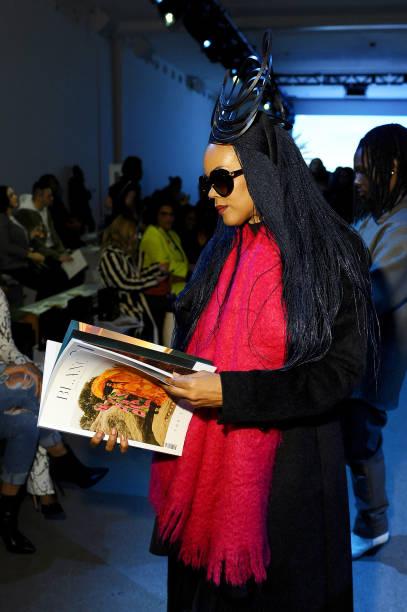 NY: Fe Noel - Front Row - February 2020 - New York Fashion Week: The Shows