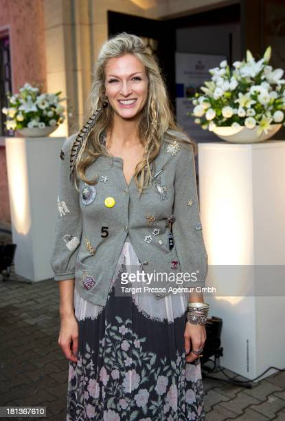Guest attends the 'Fest der Eleganz und Intelligenz' at Villa Siemens on September 20 2013 in Berlin Germany